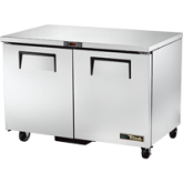 FRIDGES (STAINLESS) by True